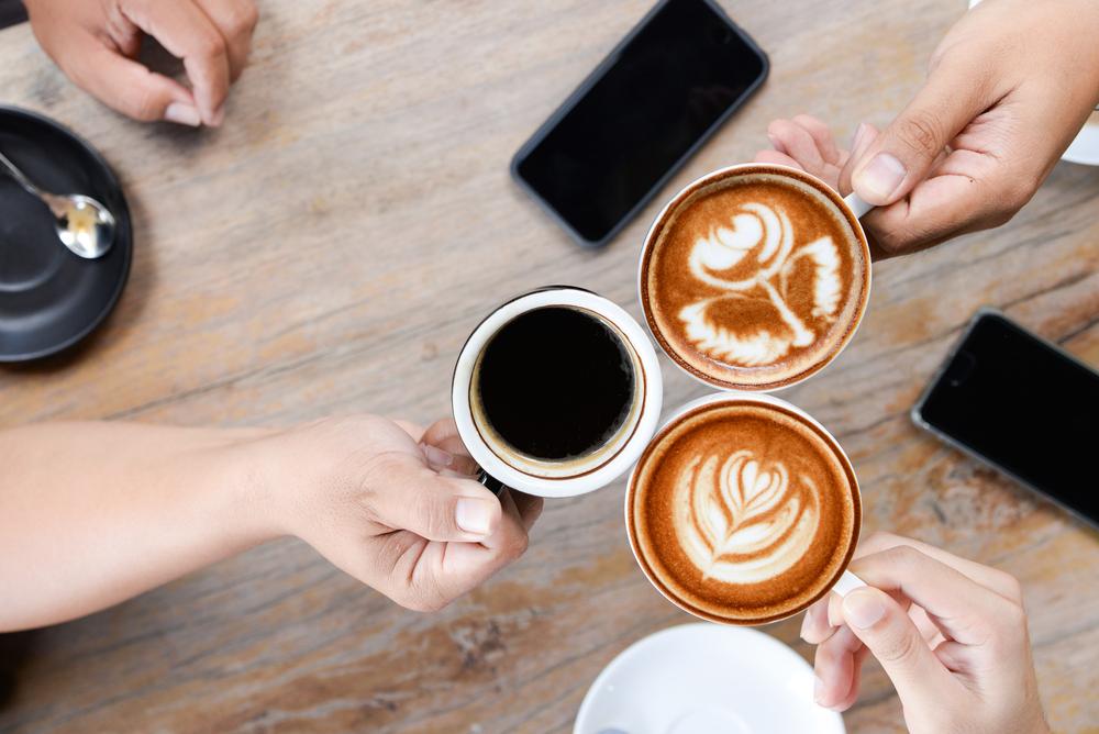 Café Americano, Cappuccino