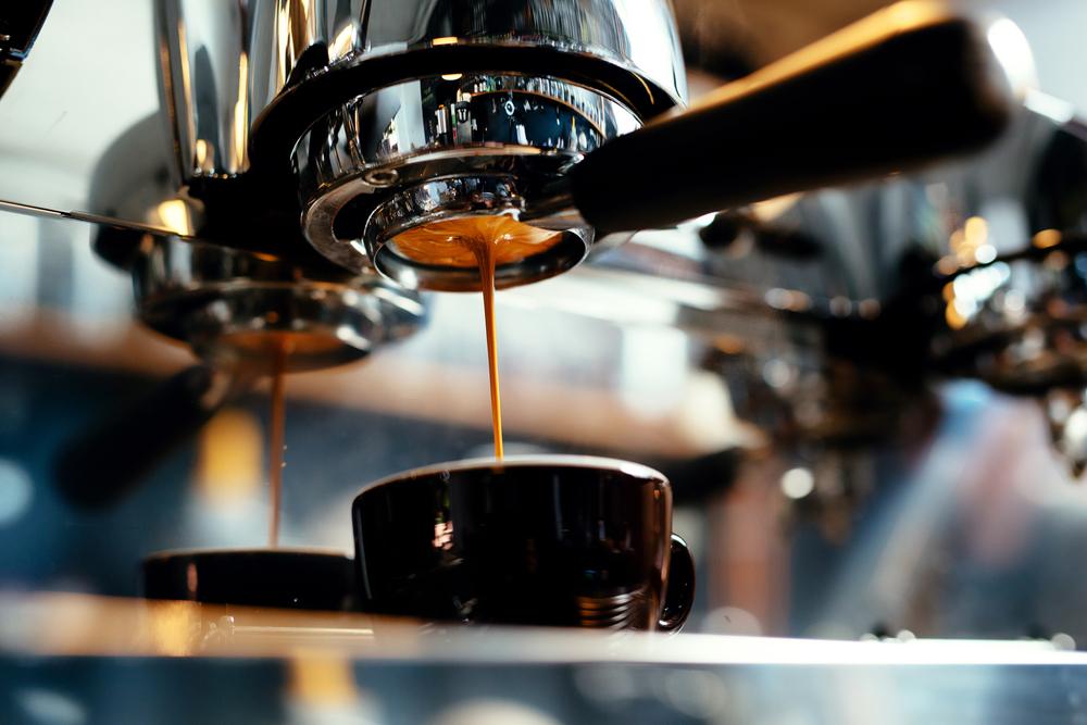 Cremiger Espresso aus der Siebträgermaschine