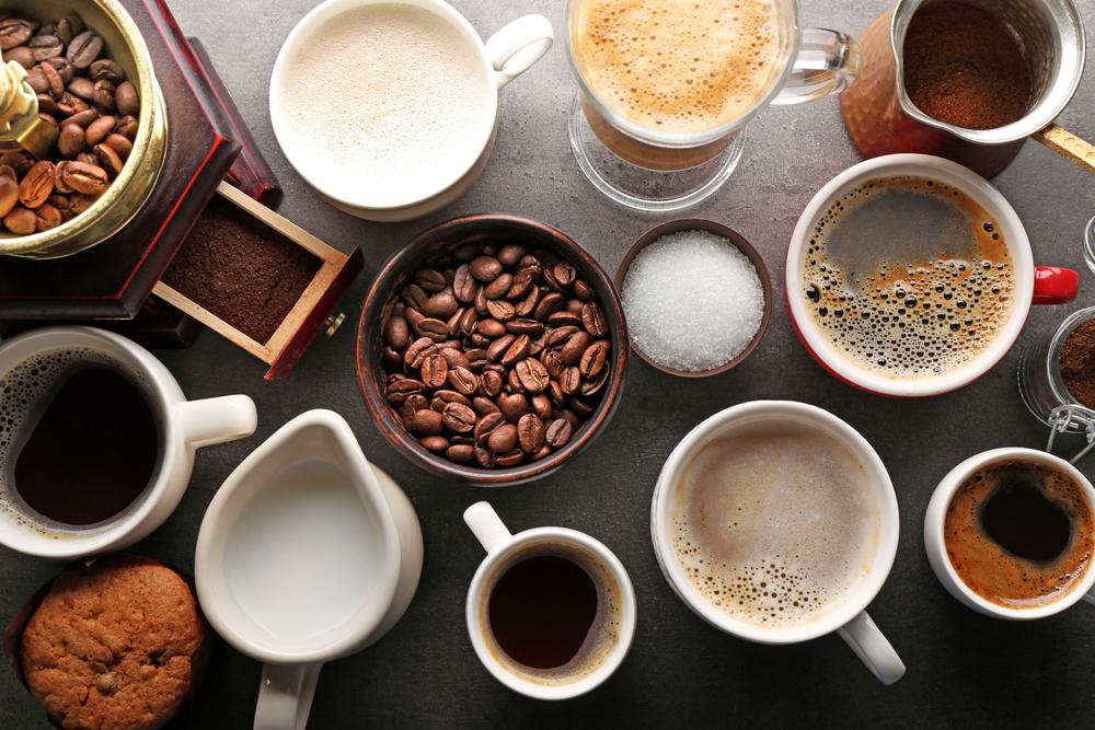 Leckere Kaffeespezialitäten
